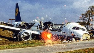 Download Lagu Airbus A320 Crashes After Landing | Disaster in Europe | Lufthansa Flight 2904 | 4K Mp3