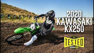 8. First Impression: 2020 Kawasaki KX250