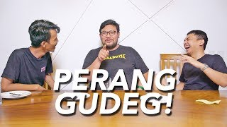 Video PERANG GUDEG! MENCARI YANG TERENAK! MP3, 3GP, MP4, WEBM, AVI, FLV April 2019