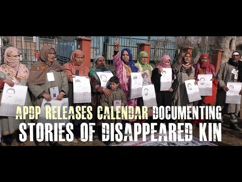 APDP releases calendar documenting stories of disappeared kin