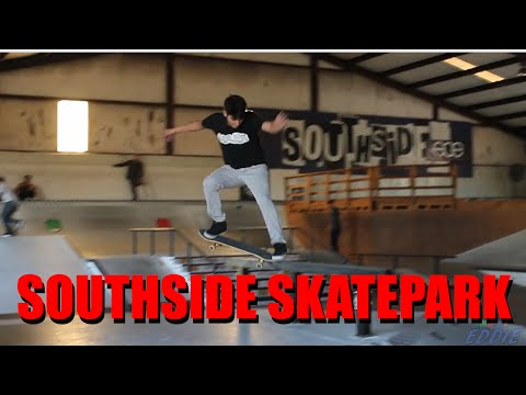 Southside Skatepark with MAJER CREW