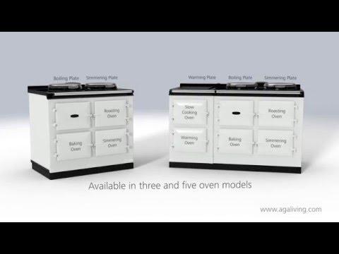 HOW AN AGA DUAL CONTROL WORKS