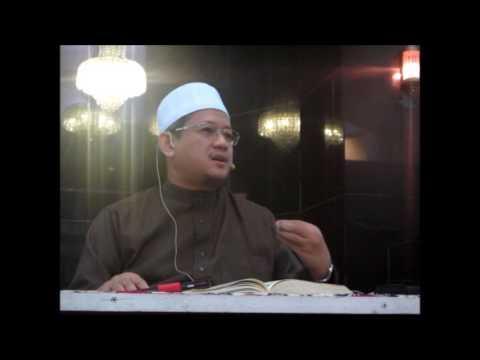Kuliah Tafsir,Tuan Mufti SS Dr.Md Fatris Bakaram@ 21May2017(24 Shaban 1438H)