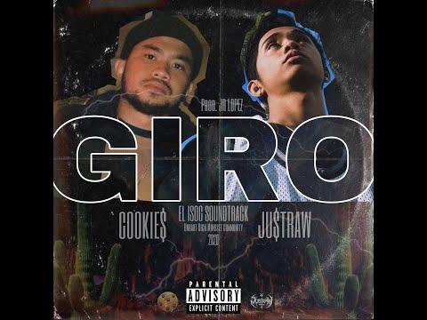 JU$TRAW ft. COOKIE$ - GIRO (prod. JR Lopez)