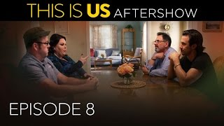 Milo Ventimiglia, Chrissy Metz, Chris Sullivan and Director Ken Olin sit down for a no-holds-barred deep dive on Episode 8, ...