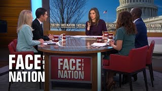 Face The Nation: Leslie Sanchez; Rachael Bade; David Nakamura