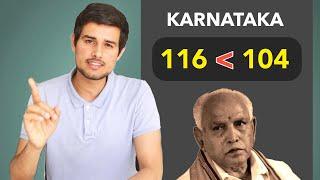 Video BJP vs Congress: Reality of Karnataka Results by Dhruv Rathee | Yedyurappa CM MP3, 3GP, MP4, WEBM, AVI, FLV Mei 2018