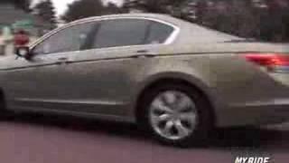 Review: 2008 Honda Accord