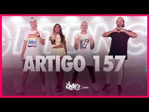 Artigo 157 - Biel, Tays Reis | FitDance (Coreografia) | Dance Video