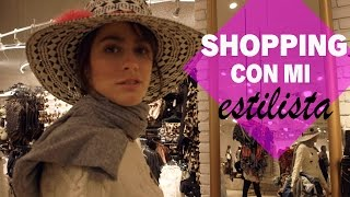 Shopping con mi estilista por Londres #TiniShopping | TINI - YouTube