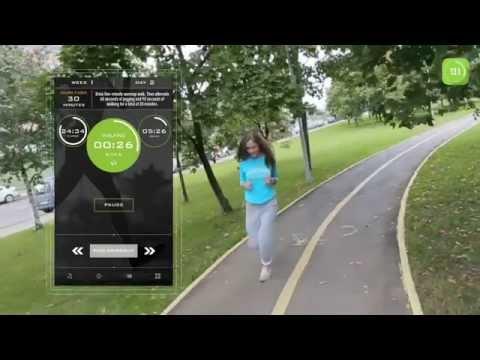 Video of Half Marathon Trainer 13.1 21K