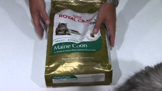 Royal Canin Maine Coon Dry Cat Food Review