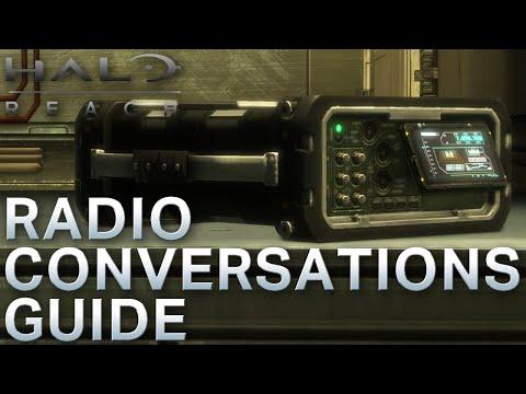 Halo Reach Radio Conversations Guide