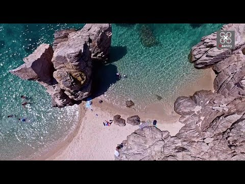 Video - Ο ανέγγιχτος παράδεισος της Χαλκιδικής - Στα σύνορα του Αγίου Όρους