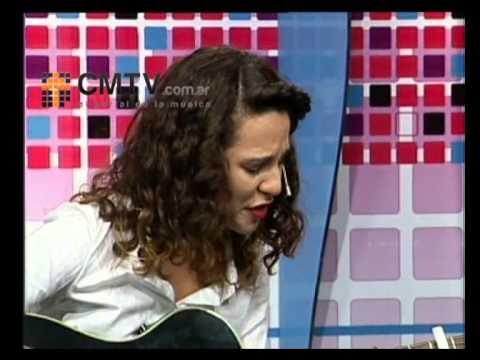 Daniela Herrero video No va más - Acústico 2012
