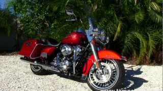 9. New 2013 Harley-Davidson FLHR Road King for sale review