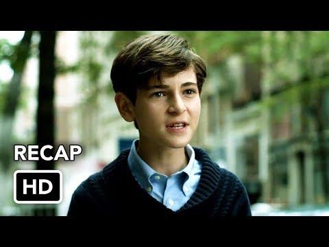 "Gotham ""Bruce & Selina Growing Up"" Recap (HD)"