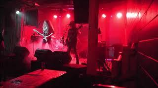 Video Scabbard-Já vím (live Oblivion winter fest 2019)