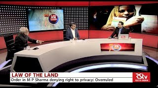 Nonton Law of the Land - Supreme Court Judgement On Right to Privacy Film Subtitle Indonesia Streaming Movie Download
