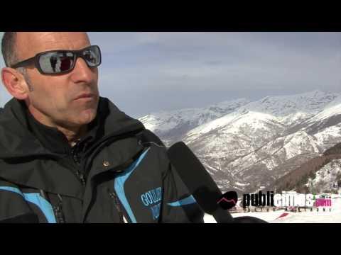 Goulier, la micro station de ski des Pyrénées