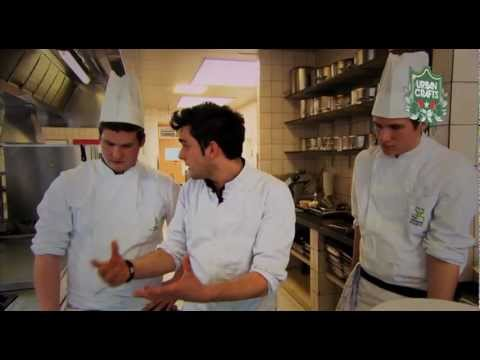 Urban Crafts TV : PALM Cooking 1 - Amuse
