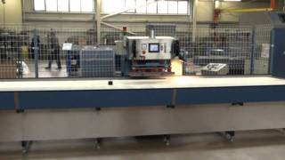 Supra PRO - Travelling Head High Frequency Welder for stretch ceilings