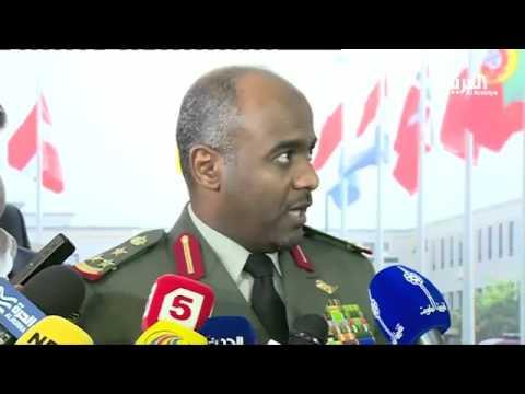 #فيديو :: #السعودية جاهزة لإرسال قوات إلى #سوريا