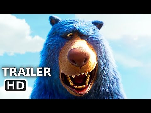 WONDER PARK Official Trailer (2019) Mila Kunis, Jennifer Garner Animation Movie HD