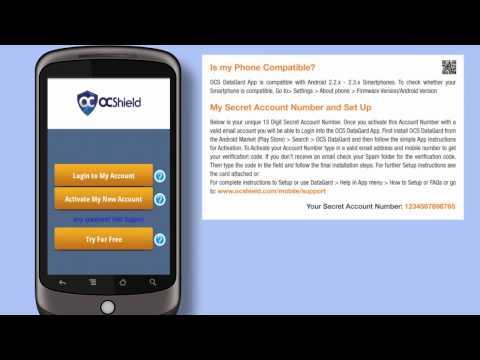Video of DataGard VPN + AV
