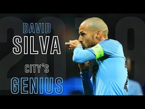 David Silva 2018/19 - The Most Underrated Midfielder - Skills & Goals | HD