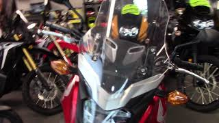 2. 2017 Honda CB500X Base - New Street Bike For Sale - Burbank, Ohio