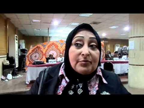 عبدالراضى حجازى يتقدم باوراق ترشيحة عن محكمة سوهاج بنقابة المحامين
