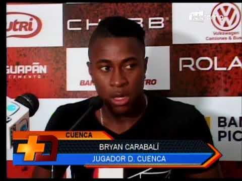 Deportivo Cuenca jugará con Barcelona este viernes
