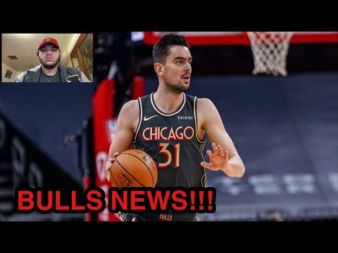 Tomas Satoransky and Chandler Hutchison on track to return for the Chicago Bulls!!! Bulls News!!!