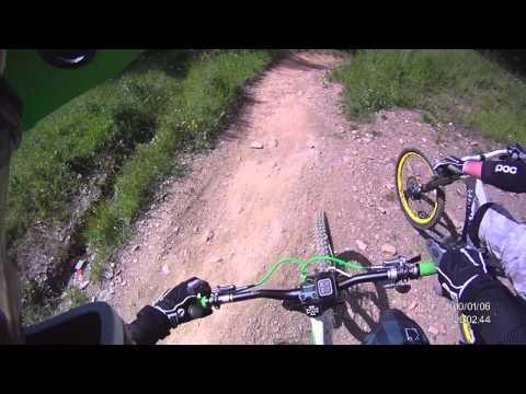Les Gets Bike Park video 2012