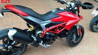 8. Ducati Hypermotard 821 First Ride