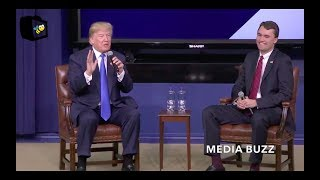 Trump Speaks at Generation Next White House Forum 3/22/18