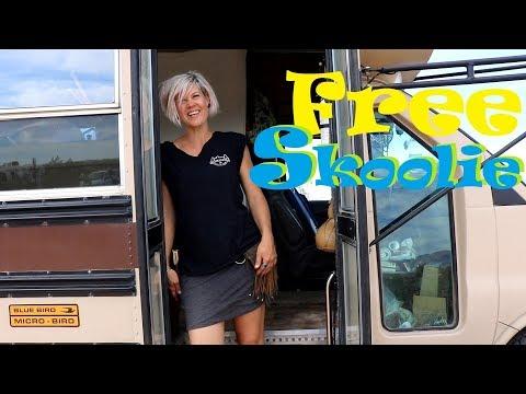 Tamra's Free Skoolie Update & Chat