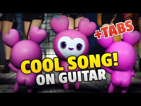 TWICE – BDZ on GUITAR (fingerstyle guitar cover with tabs and romaji lyrics)