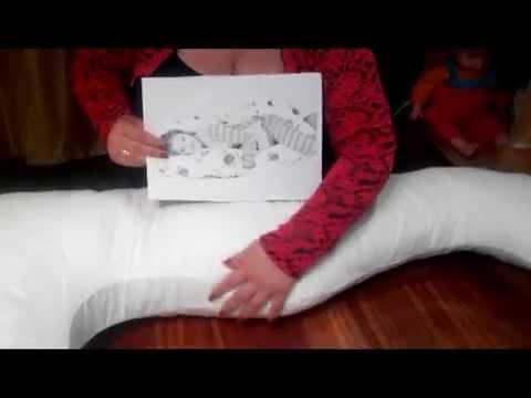 Обзор подушек для беременных Exclusive