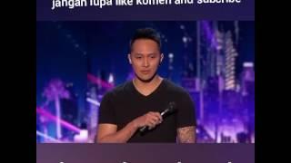 Demian Aditya di american gat talent part 2