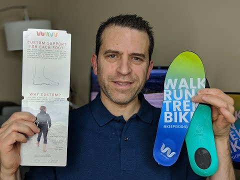 Wiivv 3D Printed Custom Insoles Review And Demo