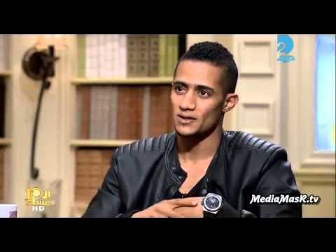 محمد رمضان للإبراشي: لا أحتاج لحيازة أسلحة لأن البلطجية يعتبرونني مثلهم الأعلى