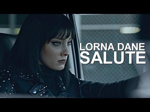 Lorna Dane || Salute