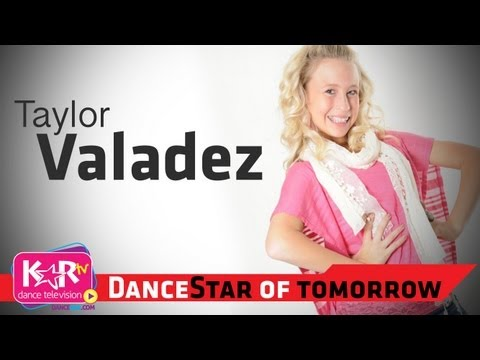 DanceStar of Tomorrow - Taylor Valadez