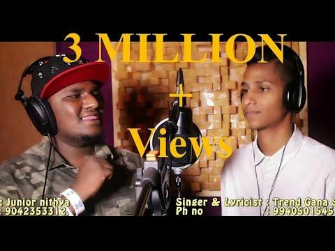 Video Trend Gana Sanjay & Junior Nithya - Chennai Gana - Thala Song - 2018 - download in MP3, 3GP, MP4, WEBM, AVI, FLV January 2017