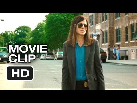 Sandra Bullock - Subscribe to TRAILERS: http://bit.ly/sxaw6h Subscribe to COMING SOON: http://bit.ly/H2vZUn Like us on FACEBOOK: http://goo.gl/dHs73 The Heat Movie CLIP - I N...