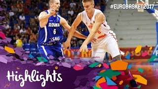 Check out the highlights of Montenegro v Slovak Republic from the FIBA EuroBasket 2017 Qualifiers. FIBA EuroBasket 2017 will...