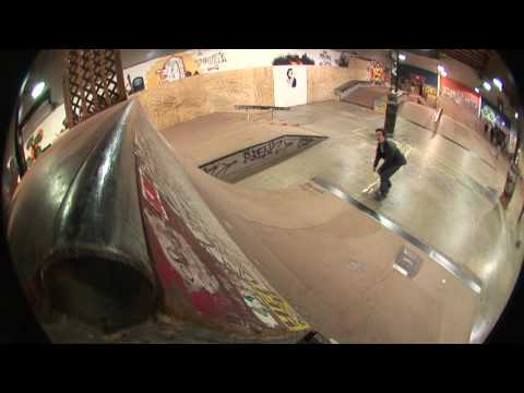 The Shelter Skate Park Montage #2 In HD
