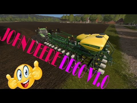 FS17 JohnDeere DB60 v5.0.0